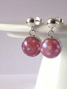 Pink polka dots  £20.00