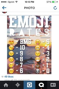 """comment """"rate"""" and I'll rate you."""