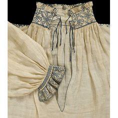 Shirt, England, 1540