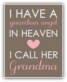 Grandma Quotes Discover I have a GUARDIAN ANGEL in heaven print personalized art- baby nursery decor- baby wall art- playroom decor -Grandchildren- Ik heb een BESCHERMENGEL in hemel print van ThePrintsCess op Etsy Missing Family Quotes, Love Quotes For Her, Me Quotes, Qoutes, Loss Quotes, Truth Quotes, Servant Leadership, Leader In Me, Grandma Birthday Quotes