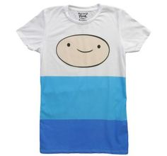 Women's Adventure Time Finn t-shirt