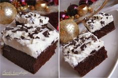 Barbi konyhája: Túrós mascarpone-s sütemény, lisztmentes Cake Cookies, Barbie, Baking, Food, Mascarpone, Bakken, Essen, Meals, Backen