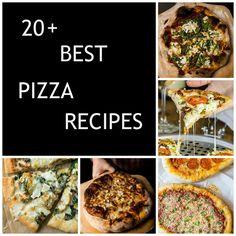 20+ Best Pizza Recipes http://www.keatseats.com/2017/03/20-best-pizza-recipes.html?utm_campaign=coschedule&utm_source=pinterest&utm_medium=Something%20Swanky&utm_content=20%2B%20Best%20Pizza%20Recipes
