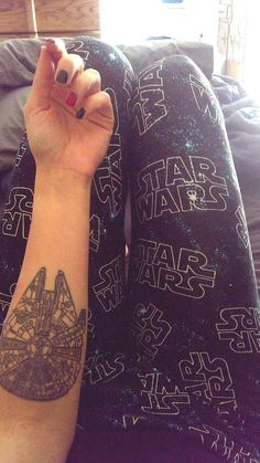 star wars tattoos | Tumblr