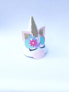 Unicorn Party Hat Unicorn Birthday Party Unicorn Costume Unicorn Party Hats, Unicorn Costume, Rainbow Birthday Party, Unicorn Birthday Parties, Hats For Sale, Cute Crafts, Pastel Colors, Gold Glitter, Design Elements