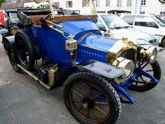 De Dion Bouton 1901  Une ancienne voiture De Dion Bouton année 1901 de…