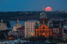 Невероятная красота вечернего Хельсинки / Speleologov.Net - мир кейвинга