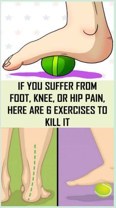 If You Suffer From Foot, Knee, or Hip Pain, Here Are 6 Exercises to Kill It Health Tips, Health And Wellness, Health Fitness, Health Facts, Wellness Tips, Key Health, Health Guru, Wellness Quotes, Wellness Fitness