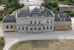 château d'Arcelot. Arceau. Bourgogne