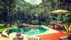 There's a magic formula at work at Four Seasons Resort Bali at Jimbaran Bay, one that's made the hotel as romantic for couples as it is fun for families.The resort is just across the bay from the airport, so you won't sacrifice beach time stuck in gridlock.