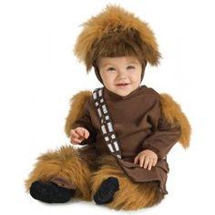 Chewbacca Baby Costume