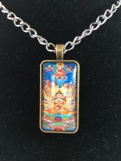 Feng Shui Pendant Amoghapasha Lokeswar