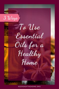 Thinking of how you& going to keep your home healthy during the fall? Read more to learn the top 3 ways to use essential oils for a healthy home (ahem, less complaining from the kiddos, haha). Cold Remedies, Natural Home Remedies, Herbal Remedies, Essential Oil Uses, Natural Essential Oils, Holistic Healing, Natural Healing, Natural Headache Relief, Going Natural