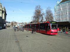 Trams de Berne (Suisse) | Photo. Trams aux Fils. (Interdicti… | Flickr Swiss Railways, Public Transport, Transportation, Photos, Street View, Lisbon, Switzerland, Pictures, Photographs