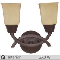 Aplica iluminat decorativ interior Klausen, gama Ramo, model AP2 http://www.etbm.ro/aplica-iluminat-decorativ-interior-klausen-gama-ramo-model-ap2