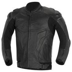 Alpinestars Black Shadow Phantom Jacket