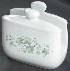 Corning Callaway Napkin Holder, Fine China Dinnerware Corning,http://www.amazon.com/dp/B0060G7ZGA/ref=cm_sw_r_pi_dp_Eylttb00SSJASWHB