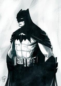 Batman by Albert Hulm