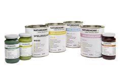 Spielzeuglasur - farbig - Bio Öle, Bio Lacke und Bio Lasuren - Heimwerken - Freizeit | NATUREHOME