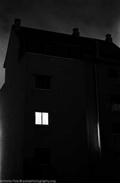 Antonio Polo Photography - Night house