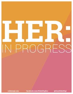 #ABOUTWOMEN #HERInProgress