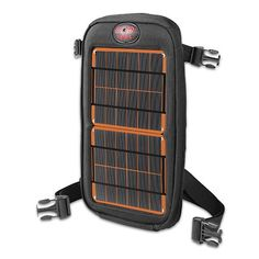 In orange. Obviously. Fuse 4W Solar Charger