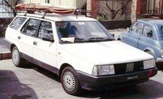 Fiat Regata #fiat