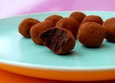 Isi Bimby: Trufas de chocolate paleo