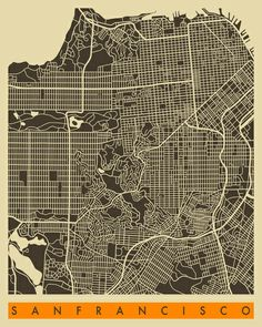 map of san francisco zip codes bart stops in