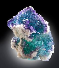 """""""This is a real jewel from mother earth~Luxury Fluorite from China seen at the Tucson Gem show! Beautiful Rocks, Cool Rocks, Minerals And Gemstones, Rocks And Minerals, Tucson Gem Show, Rock Collection, Mineral Stone, Rocks And Gems, Stones And Crystals"""