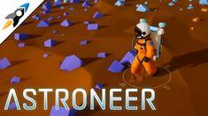 ASTRONEER - Make it flat! (E7) Astroneer Update 0.6.6 | Matt Cribbs