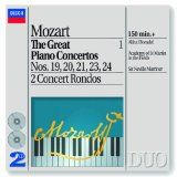 Mozart: The Great Piano Concertos, Vol. 1 (Audio CD)By Wolfgang Amadeus Mozart