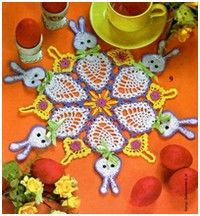 French blog site with many lovely diagrams for holiday garlands, applique motifs and more