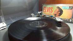 When My Blue Moon Turns To Gold Again - Elvis Presley (Lp Mono 1956) Vinyl