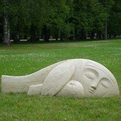 Скульптура. Рыба