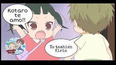 Gakuen Babysitters/ kirin y Kotaro Kashima Gakuen Babysitters, Baby Sister, Sisters, Family Guy, Kawaii, Anime, Fictional Characters, Bebe, Cartoon Movies