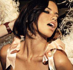 Adriana Lima is so gorgeous.
