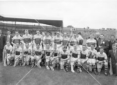 Framed memorabilia prints of all Ireland GAA games available for purchase from Irish Photo Archive at www. Croke Park, Images Of Ireland, Irish People, Photo Archive, Dublin, Old Photos, History, Games, Prints