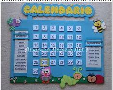 Paneles Class Door Decorations, School Board Decoration, Class Decoration, Craft Activities For Kids, Preschool Crafts, Crafts For Kids, Diy Calendar, Calendar Time, Weather For Kids