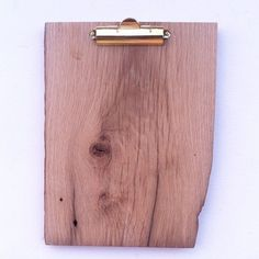 This wabi sabi clipboard is made from an actual board, which is more than most can boast. #realboardclipboard #fortheoffice #officesupply #office #wabisabi #natural