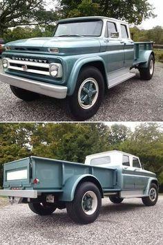 One of 500 built Big Ford Trucks, Small Trucks, Chevy Pickup Trucks, Farm Trucks, Chevrolet Trucks, New Trucks, Custom Trucks, Cool Trucks, Chevy Pickups