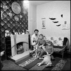 Daniel Meadows and Britain in 1970s