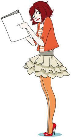 Nathalie jomard: pin up and cartoon girls Character Design Girl, Character Design Inspiration, Illustration Mode, Character Illustration, Girls Characters, Female Characters, Modern Artwork, Modern Prints, Up Girl