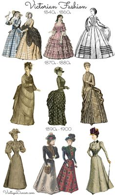 Victorian Outfits make an easy victorian costume dress with a skirt and blouse Victorian Outfits. Here is Victorian Outfits for you. Victorian Outfits the. Victorian Style Clothing, Victorian Era Dresses, Victorian Era Fashion, 1800s Fashion, Victorian Costume, 19th Century Fashion, Vintage Fashion, Victorian Outfits, 1800s Clothing