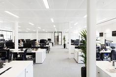 Finsbury Offices by BDG architecture + design, London – UK » Retail Design Blog