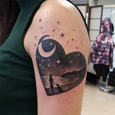 As impressionantes tatuagens realistas do italiano Gabriele Pais