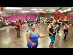video de zumba dolor en la ingle
