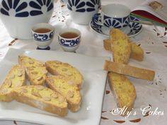 Aly's Cakes: CANTUCCINI CON VINO DULCE