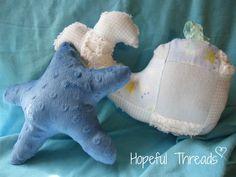 Hopeful Threads: Whaley & Starla