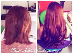Prestige Remy AAAA Micro Ring hair extensions fitted by @hairadextension #ormskirk #liverpool #microring #hairextensions